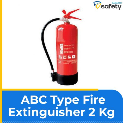 ABC Type Fire Extinguisher 2 Kg