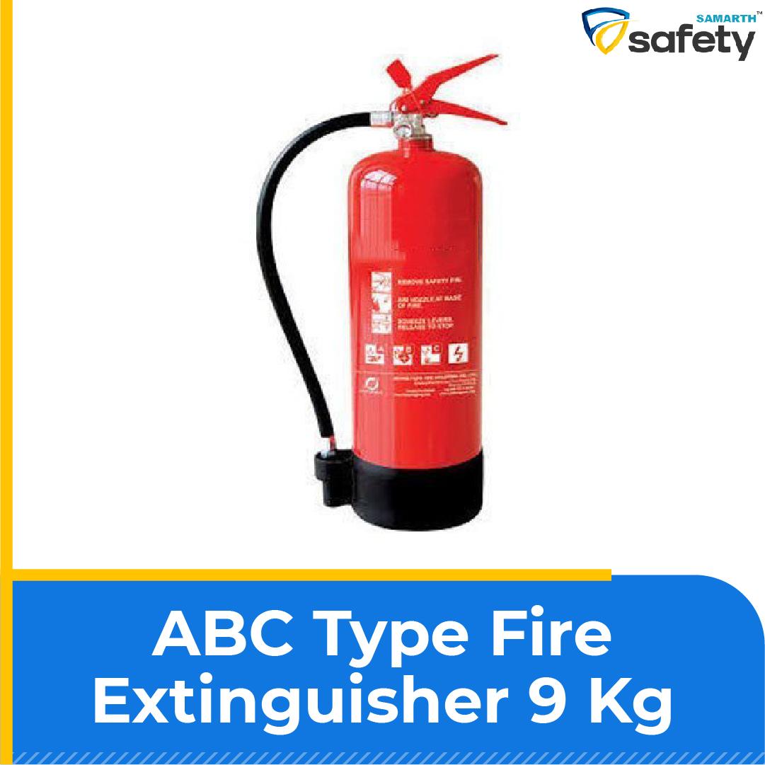 ABC Type Fire Extinguisher 9 Kg