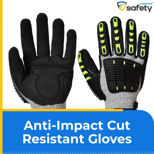 Anti-Impact Cut Resistant Gloves