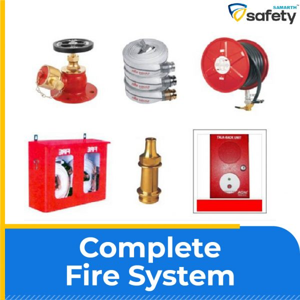 Complete Fire System