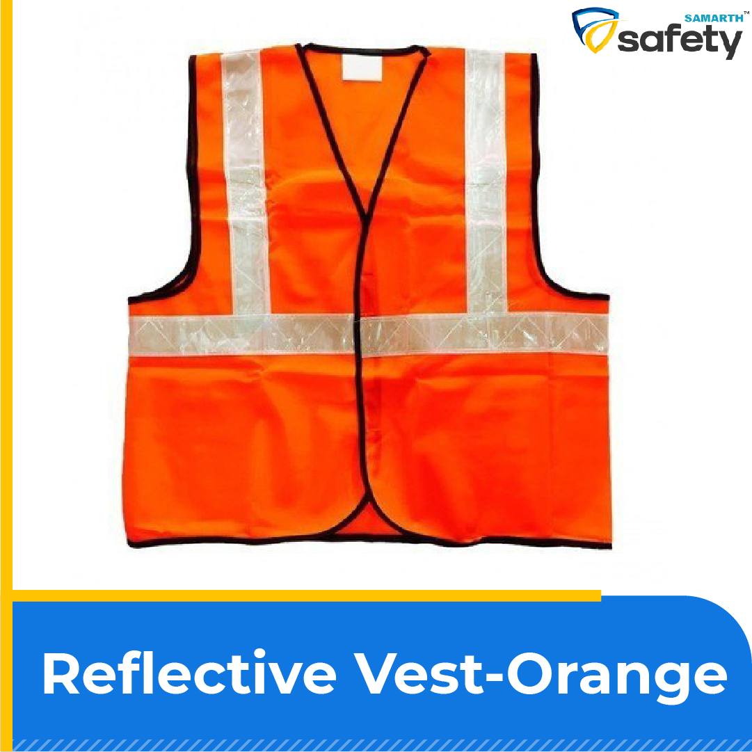 Reflexive Vest-Orange
