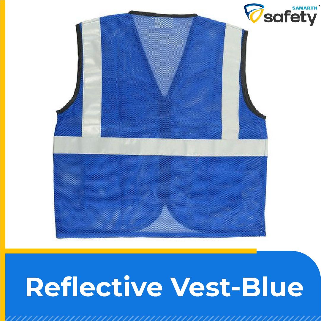 Reflective Vest-Blue