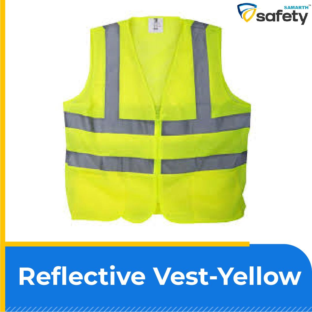 Reflective Vest-Yellow