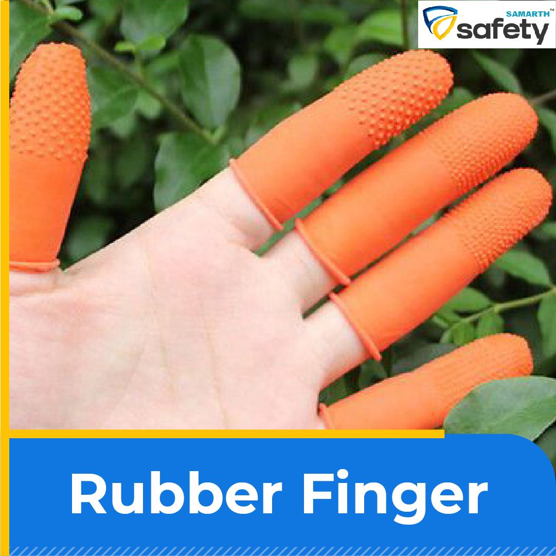 Rubber Finger