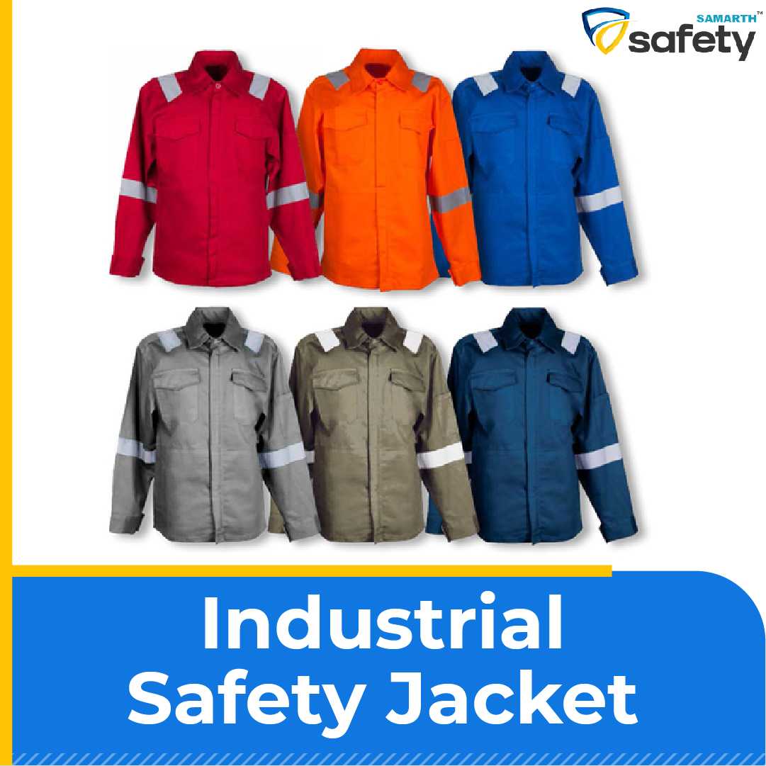 Industrial Safety Jacket